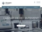 Cabinet de recrutement Acoges Conseil Paris spécialisé dans les métiers de la comptabilité