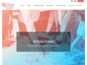 Acticia Conseil : agence marketing à Paris