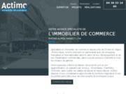 Actimo - Immobilier de commerce à Annecy