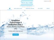 Procalcaire, traitement de l'eau près de Orléans