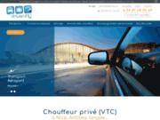 Chauffeur privé sur Nice et Antibes