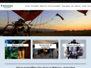Aerovolare Montgolfière : vol et baptême de l'air