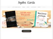 Agathe Karella romancière