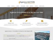 Agence immobilière à la Seyne sur Mer
