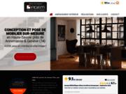 Conception de mobilier et agencement intérieur sur-mesure à Vétraz-Monthoux