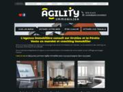 Agility Immobilier, l'agence immobilière du Nord aux multiples services