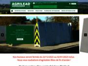 Agrilead, spécialiste du stockage de vrac agricole et industriel