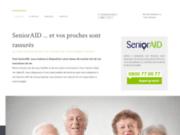 SeniorAID, entraide pour les seniors en Suisse