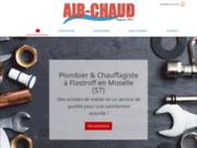 Air Chaud entreprise de chauffage à Flastroff