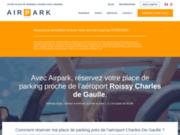 Votre place de parking à Roissy chez Airpark