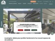 Pergolas Akena : pergola bioclimatique et alu sur mesure