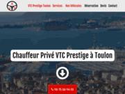 Les meilleurs services VTC à Toulon