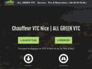Service de transport VTC à Nice et dans les Alpes-Maritimes