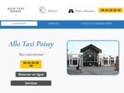 Allo Taxi Poissy, entreprise de taxi à Poissy dans les Yvelines