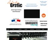 Aloha Grafic : spécialiste de l'impression textile