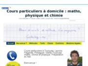 Cours particuliers de chimie ENV B et PACES à Toulouse