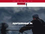 Entreprise de ramonage de cheminée 74 à Taninges dans la Haute-Savoie