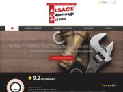 Alsace Dépannage - Plombier et Chauffagiste dans le Bas-Rhin