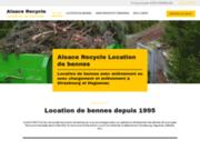 Location bennes : ALSACE RECYCLE à Strasbourg dans le Bas Rhin