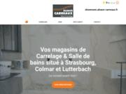 Alsace Carreaux, l'expert du carrelage et de la salle de bain sur-mesure à Colmar dans le Haut-Rhin