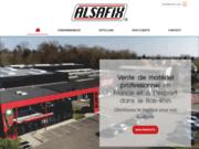 Alsafix, outillage pour professionnels à Gries