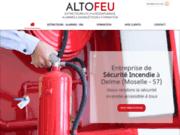 Altofeu, entreprise de protection incendie à Delme
