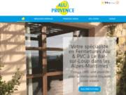 ALU PROVENCE à Le Bar-sur-Loup pour vos menuiseries extérieures