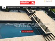 Amadio Construction, entreprise de maçonnerie