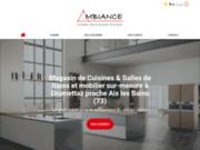 Ambiance Cuisine, cuisines et aménagement intérieur près de Aix-les-Bains