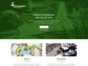 AmenagementPaysager.ca est un site web permettant de trouver un paysagiste