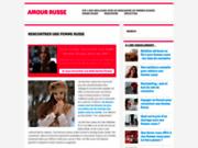 Site rencontre femmes russes guide séduction