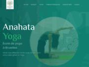 Anahata Yoga Bruxelles cours de Yoga avec Jessica