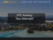 Taxi à Annecy
