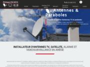 Installateur d'antennes TV, satellite, alarme et vidéosurveillance en Ariège
