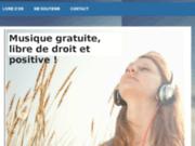 Télécharger de la musique libre de droit, gratuite et positive !