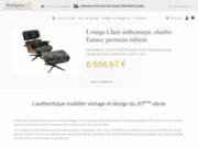 Achetez du bon mobilier vintage