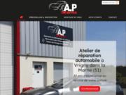 A.P Deboss, atelier de réparation automobile dans la Marne