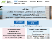 Site officiel de AP Bat