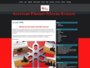 Aventure PAssion NAture Evasion