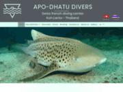 Centre de plongée francophone à Koh Lanta - Apo-Dhatu Divers