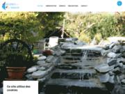 Création et entretien des plans d'eau et des jardins