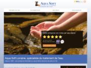 Aqua Soft Lorraine - traitement de l'eau à Homécourt