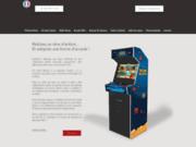 Borne d'arcade personnalisée, bartop et mini borne d'arcade