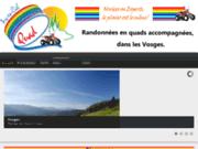 Arc en ciel Quad - Randonnées quad Vosges (88)