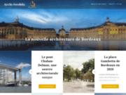 La nouvelle architecture de Bordeaux