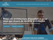 Prépa parisienne aux concours d'accés des écoles d'architecture