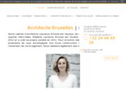 Architecte, rénovation de maison à Bruxelles