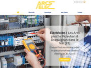 Arcs Elec à Les Arcs pour vos travaux électriques