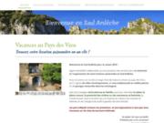 Locations saisonnières en Sud Ardèche