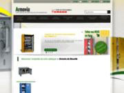 Armovia.fr : pour stocker vos produits chimiques en sécurité